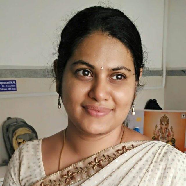 Ms. Ashwini V R